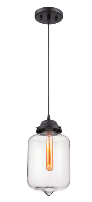 Nostalgic Kala Glass Pendant Lamp