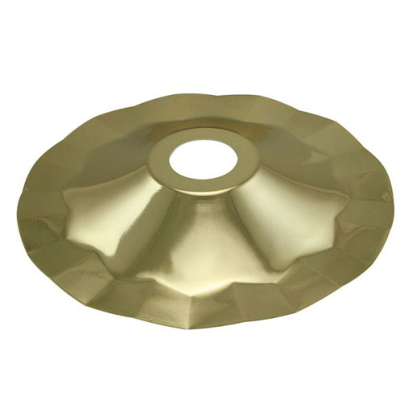 Brass Finish Metal Lamp Shade