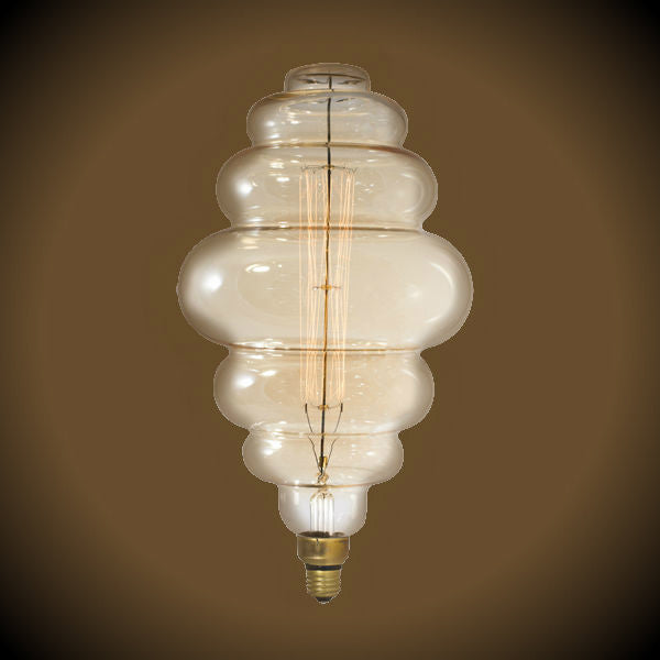 Mega Nostalgic Bee Hive Shaped Light Bulb