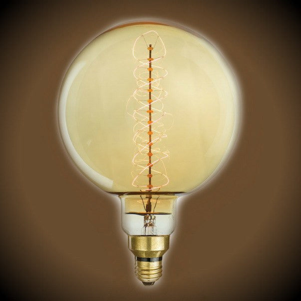 Mega Nostalgic Globe Light Bulb - 12.2 in. Length