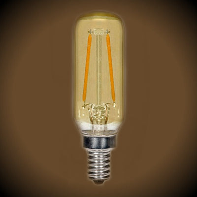 LED Filament Nostalgic Bulb - 2 Watt - T6 Tubular