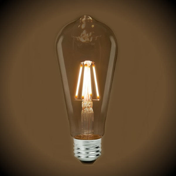 LED Filament ST19 Vintage Bulb - 25 Watt Equal