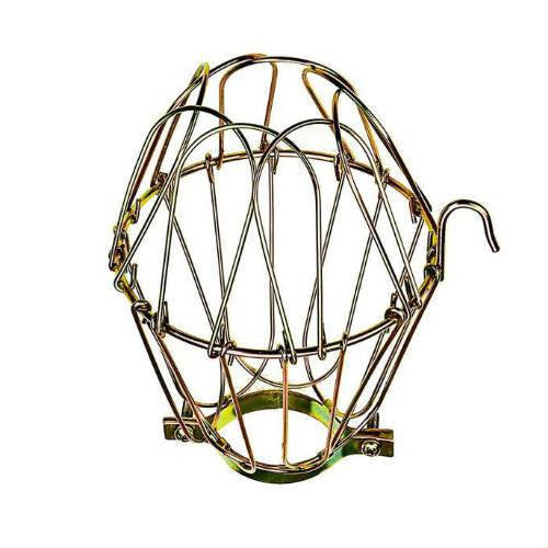 Small Wire Lamp Guard - Cage