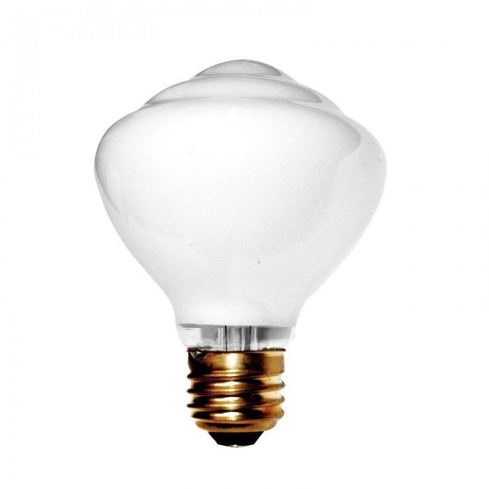 Vanity Swirls bulb - Inside White - 40 Watt