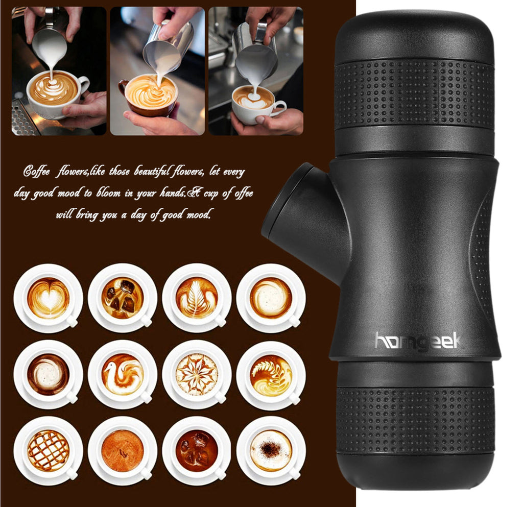 Gospresso Coffee Maker