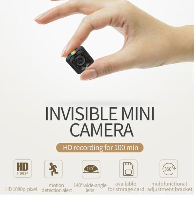 MINI CAMERA 1080P HD DVR