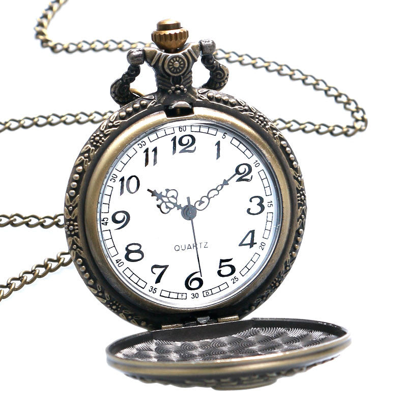 2nd Amendment Pocket Watch