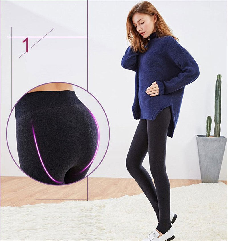 Winter Velvet Leggings