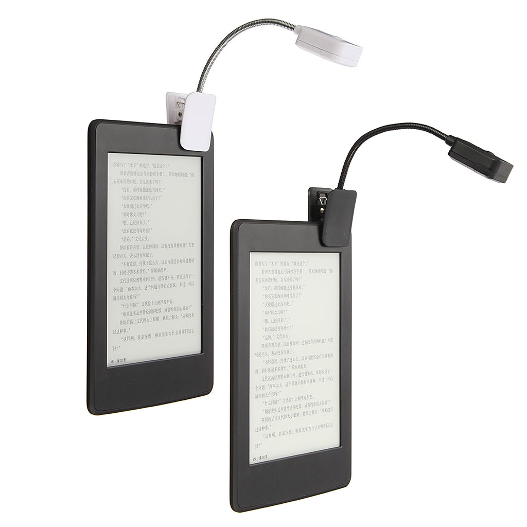 Flexible LED Book/Kindle Light