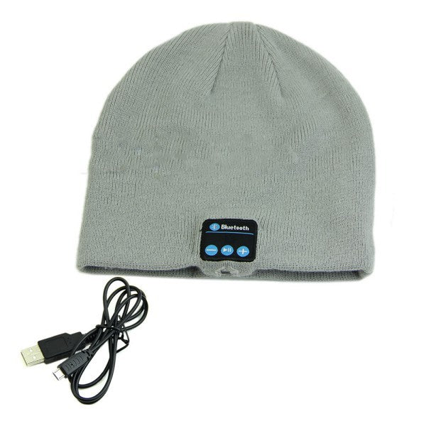 Wireless Smart Bluetooth Beanie