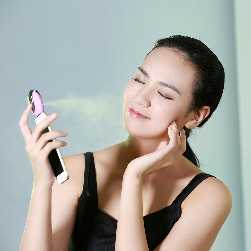 Mini Phone Humidifier | iPhone/Android