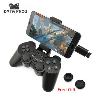ANDROID WIRELESS GAMEPAD FOR ANDROID PHONE/PC/PS3/TV BOX JOYSTICK