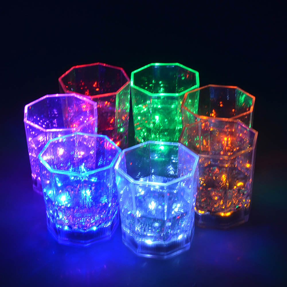 Magic Led Light Glass