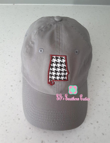 Alabama Monogrammed Hat
