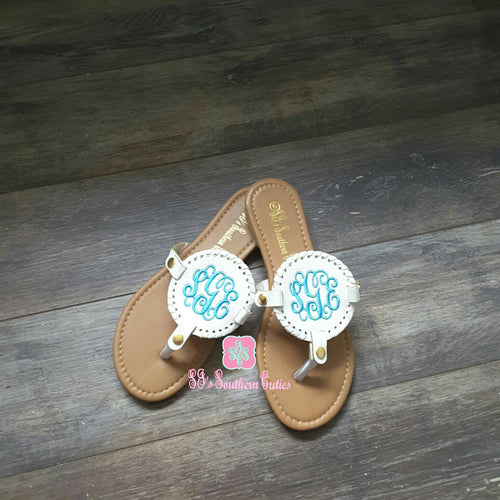 Personalized Beach Shoe
