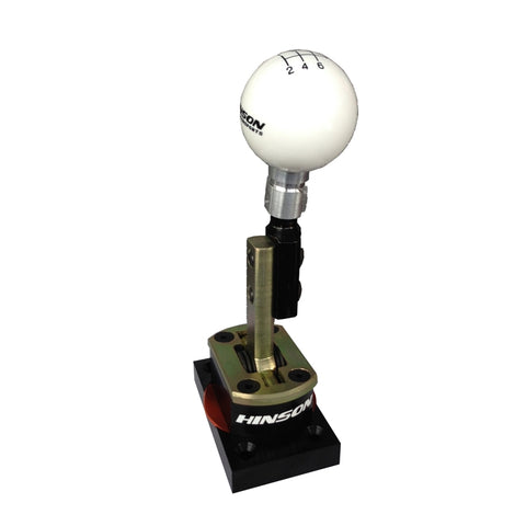 C6 Corvette Short Throw Shifter 2005-2013 (White Shift Ball)
