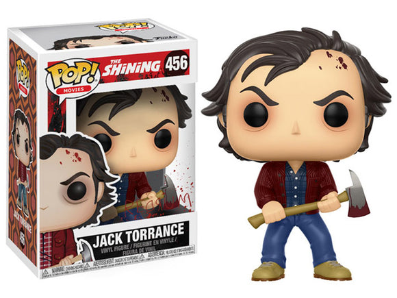 Jack Torrance The Shining Funko Pop #456