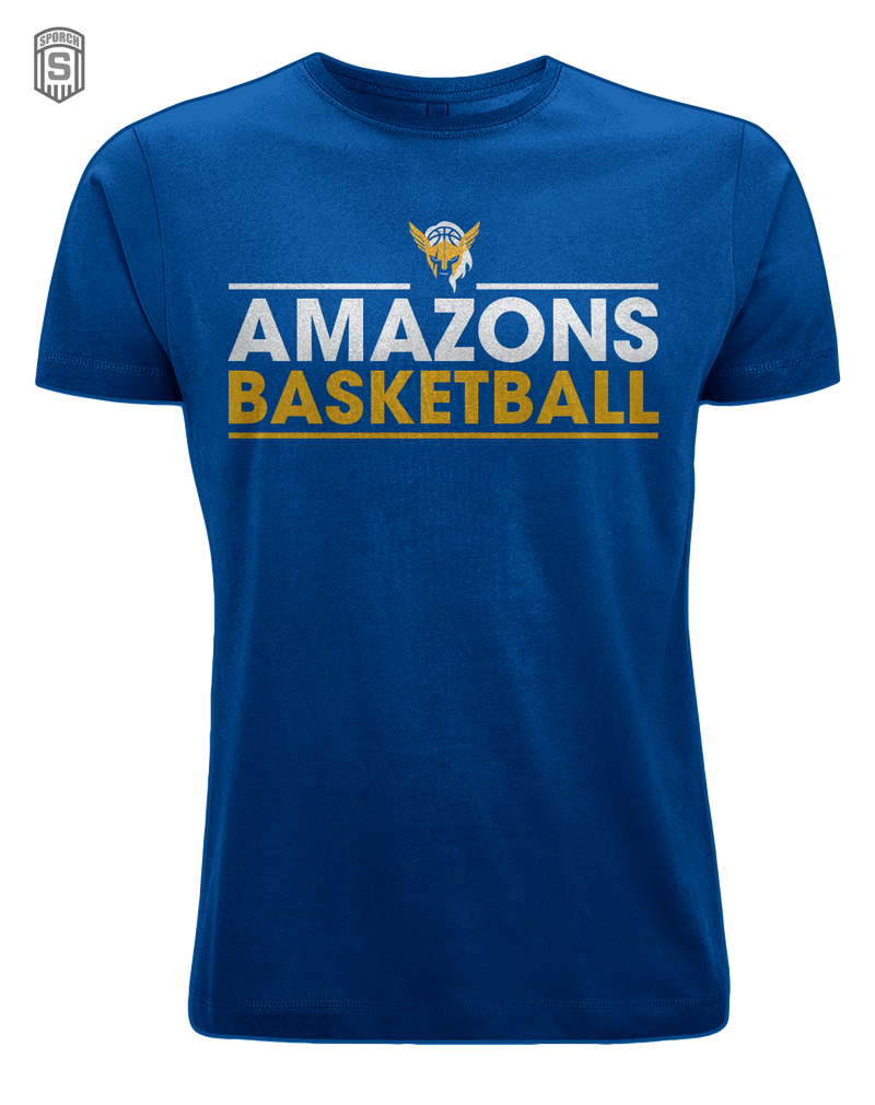 East Camb Amazons Short-Sleeve T-Shirt