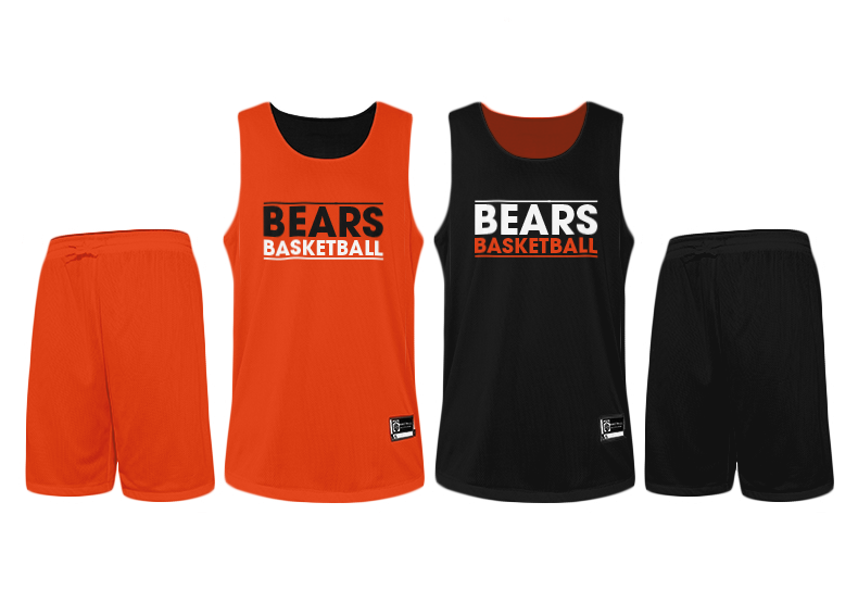 Brentwood Bears Practice Reversible Kit