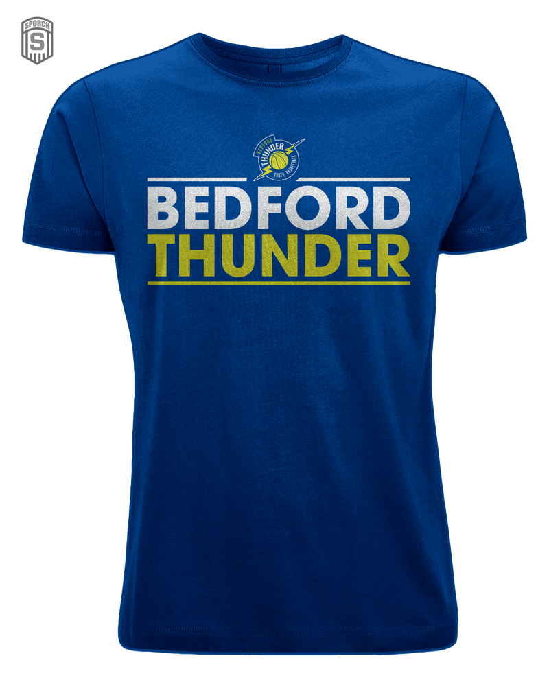 Bedford Thunder Kids Short-Sleeve T-Shirt