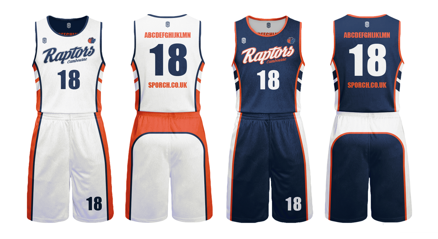 ae825ea0a Cambourne Raptors Adult Game Reversible Kits – Sporch
