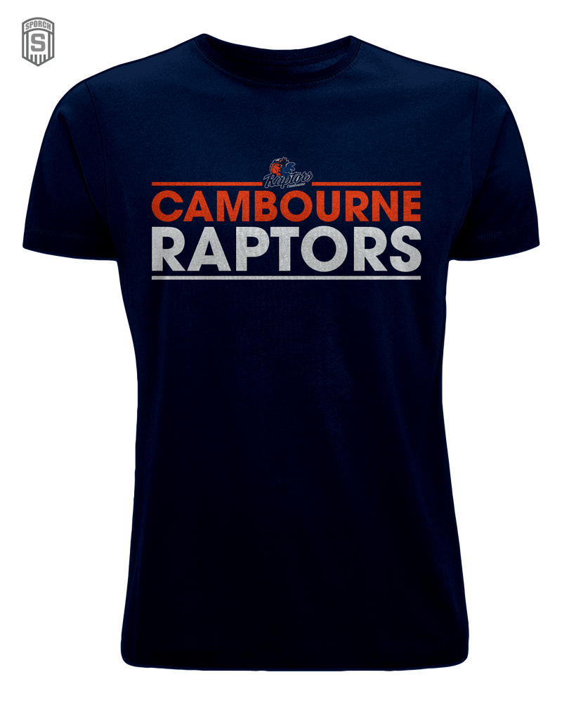 Cambourne Raptors Kids Short-Sleeve T-Shirt