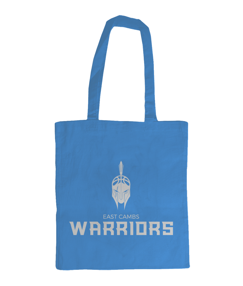 East Cambs Warriors Tote Bag