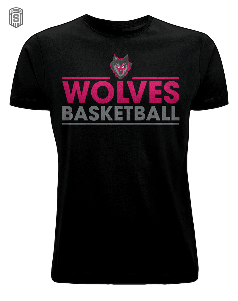 Werrington Wolves Short-Sleeve T-Shirt