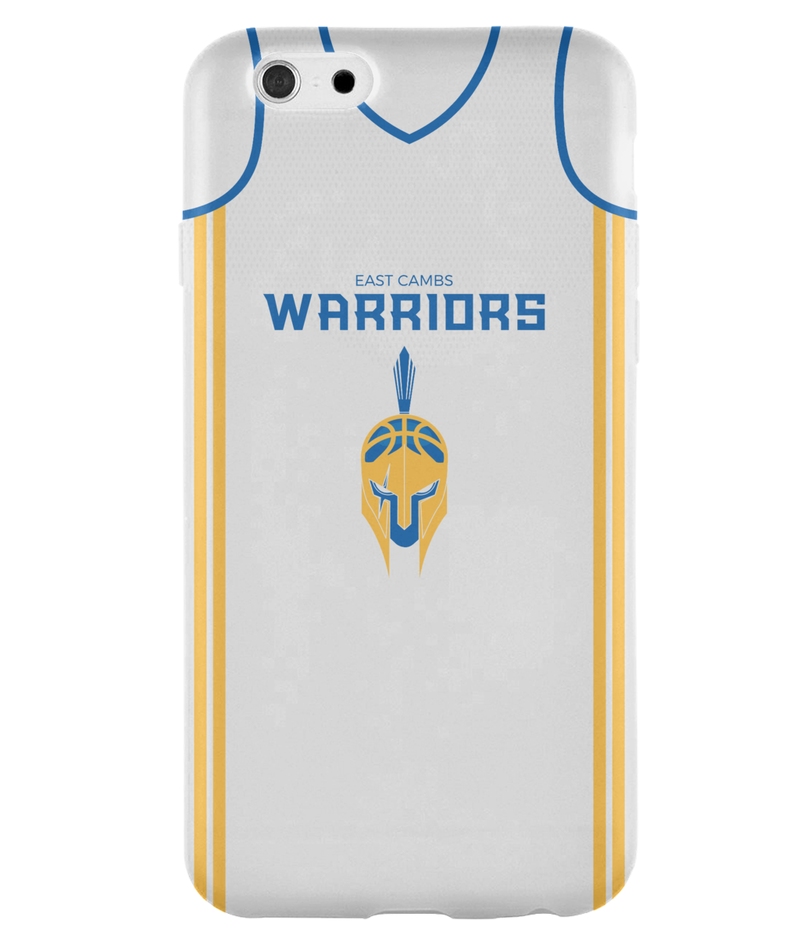 East Cambs Warriors Jersey Phone Case