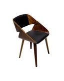 Silla Venecia Negro | Venice Black Chair