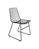 Silla Kadis Negra | Black Kadis Chair