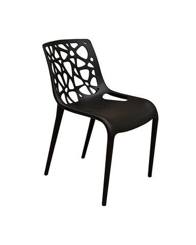 Silla Bonet Negro | Black Bonet Chair