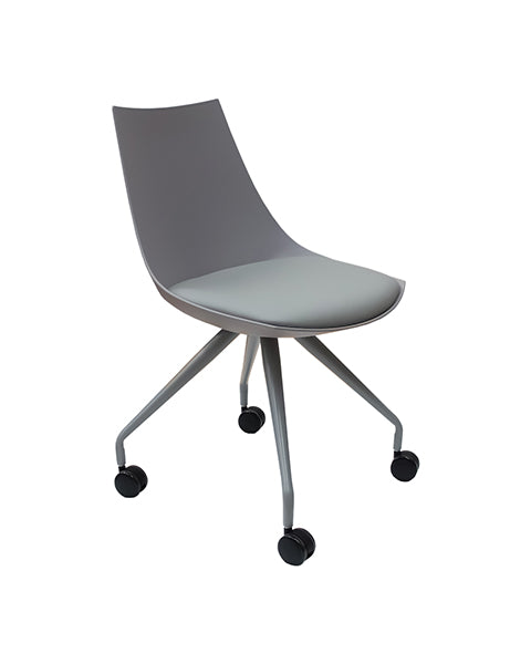 Silla de Oficina Teran Gris | Teran Gray Office Chair