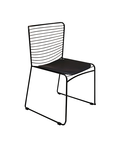 Silla Juna Negra | Black Juna Chair