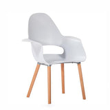 Silla Kuzco Blanco | Kuzco White Chair