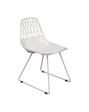 Silla Finn Blanca | White Finn Chair