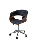 Silla de Oficina Polar Negra | Black Polar Office Chair