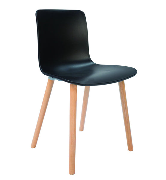 Silla Lynn Negra | Lynn Chair Black