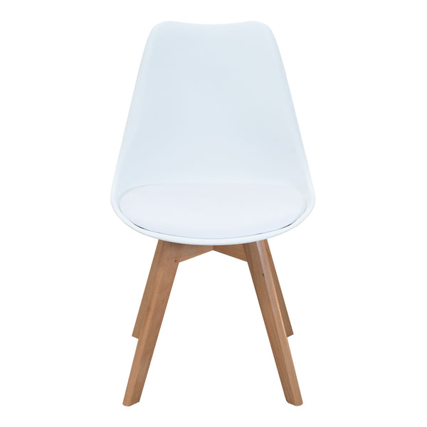 Silla Catarina Blanca |  White Catarina Chair