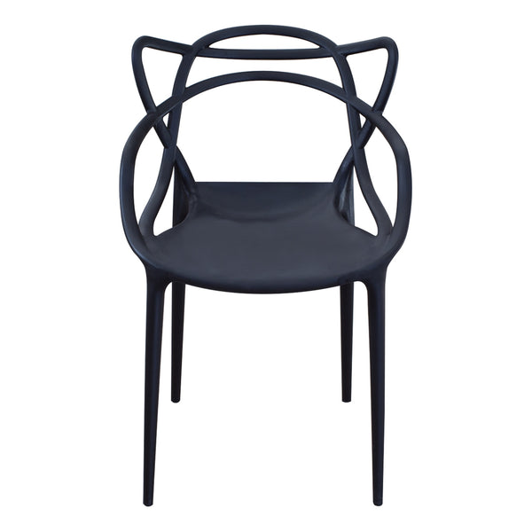 Silla Bremen Negro |  Bremen Black Chair