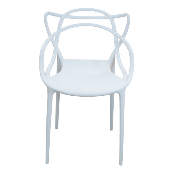 Silla Bremen Blanco |  Bremen White Chair