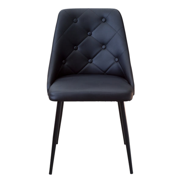 Silla Helios Negra | Helios Chair Black