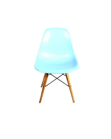 Silla Berlín Niños Azul  | Berlin Kids Chair Blue