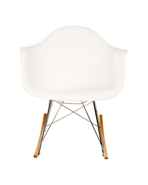 Mecedora Berlin Blanca  | Berlin Rocking Chair White