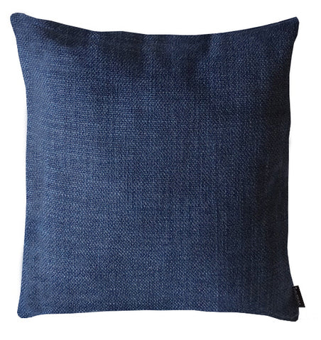 Cojín Azul Marino Copenhague 50x50 cm | Copenhague Blue Cushion 50x50 cm