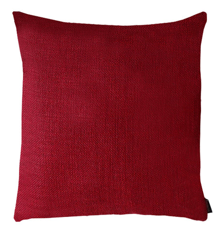 Cojín Rojo Copenhague 50x50 cm | Copenhague Red Cushion 50x50 cm