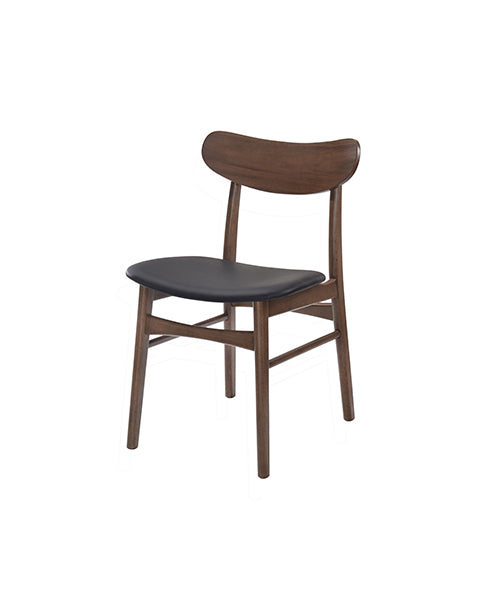 Silla London Nogal Negro | London Black Walnut Chair