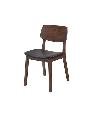 Silla York Nogal Negro | York Black Walnut Chair
