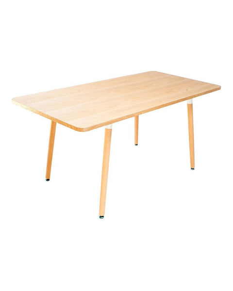Mesa Judy Natural 160 x 80 cm  | Judy Table Natural 160 x 80 cm
