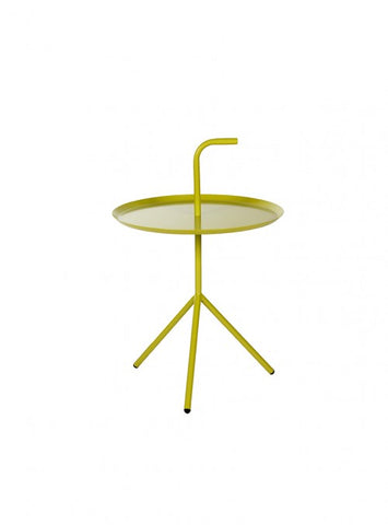 Mesa Lateral Pía Mostaza | Pía Mustard Side Table